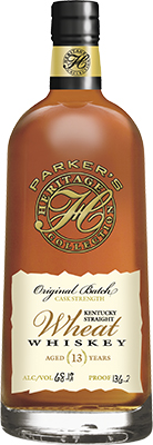 Parkers Heritage Wheat Whiskey #8